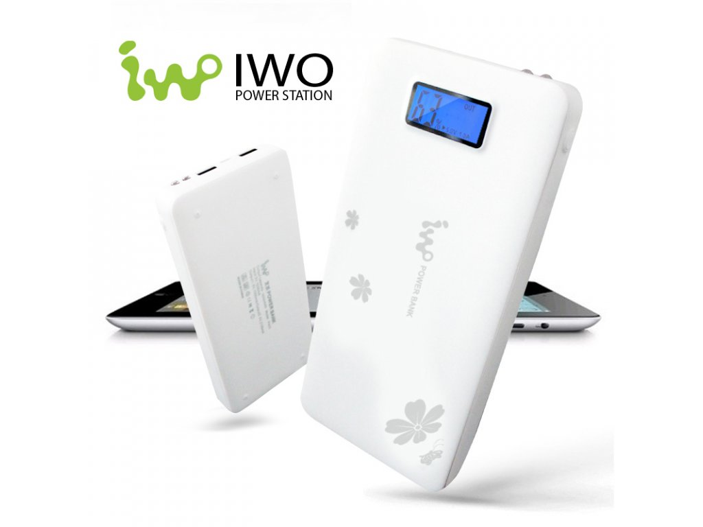 Power bank IWO P42 13200 mAh
