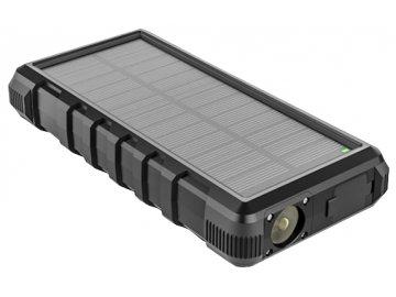 Solární powerbanka VIKING W24 24000mAh 6