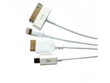HC-CC31 4in1 multifunkční datový a nabíjecí kabel