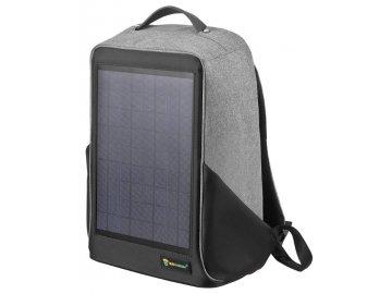 SOLÁRNÍ BATOH VIKING PREMIUM 10W  Univerzální, nepromokavý, notebookový batoh se solárním nabíjením